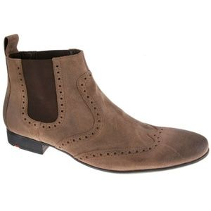 Lloyd Malcolm Wingtip Ankle Boot